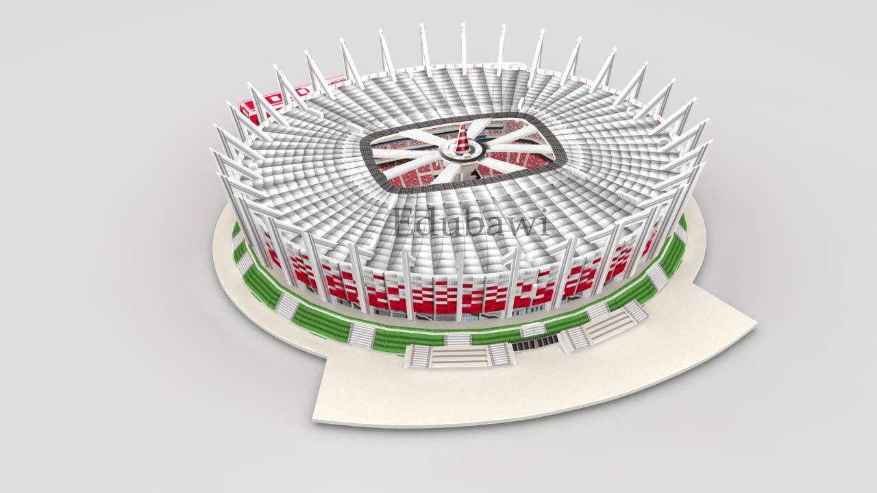 stadion puzzle 3d stadion mistrz w edukacja i zabawa. Black Bedroom Furniture Sets. Home Design Ideas